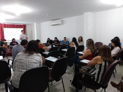 1º Reunião do Comitê de Investigação da Transmissão Vertical de Sífilis, HIV e Hepatites B e C do Maranhão (05-02-2020)