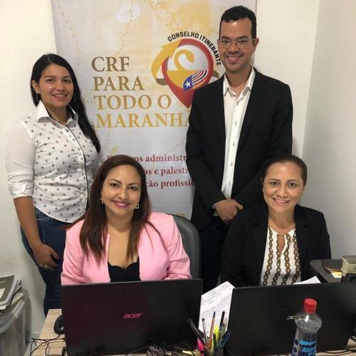 CRF para Todo Maranhão Lago da Pedra 1.