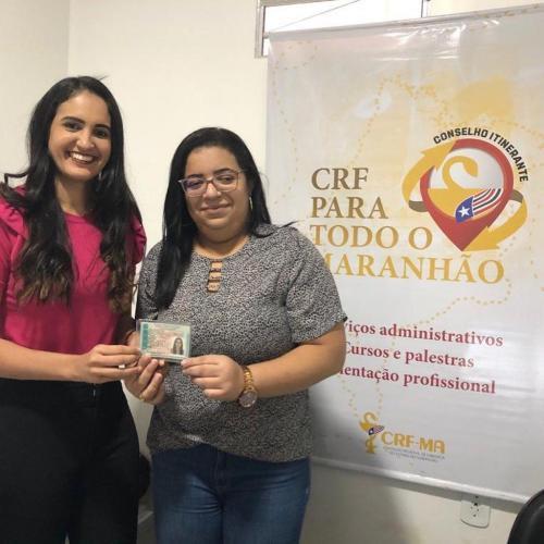 CRF para Todo Maranhão Lago da Pedra 3.