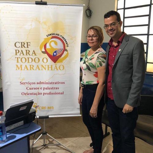 CRF para Todo Maranhão Pedreiras 1