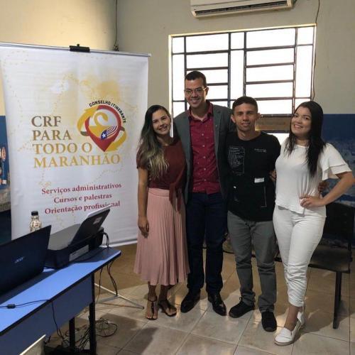 CRF para Todo Maranhão Pedreiras 4