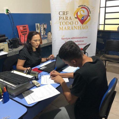 CRF para Todo Maranhão Pedreiras 6