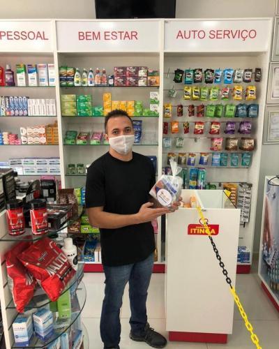 EPI's para os farmaceuticos do Maranhão 1