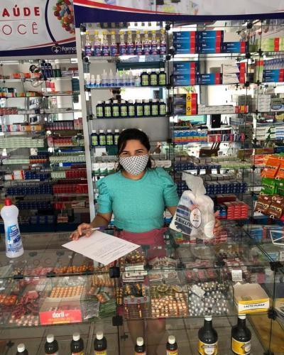 EPI's para os farmaceuticos do Maranhão 4