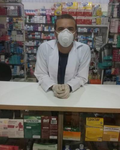 Entrega de EPIs Dr. Flávio 5