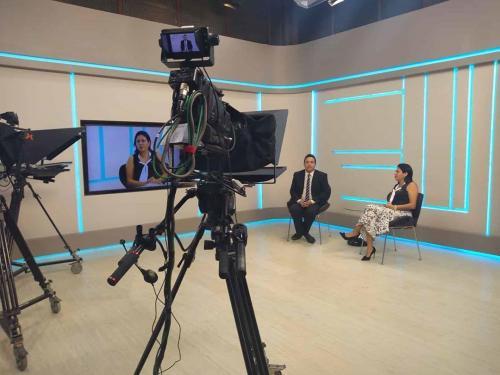 Entrevista Difusora 2