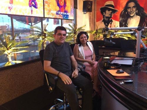 Entrevista Rádio 2