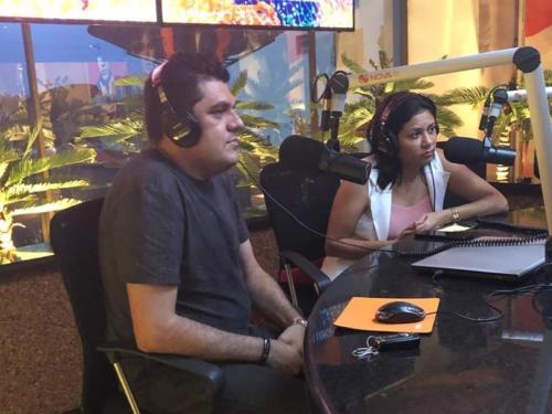 Entrevista Rádio 3