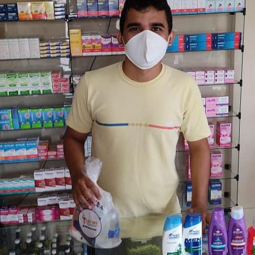 EPI's no interior Dr. Luiz Ricardo 3