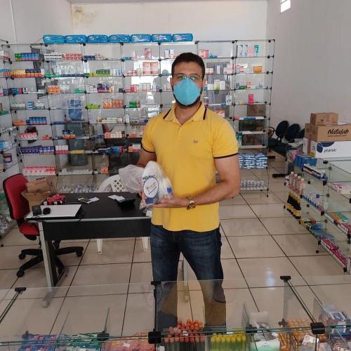 EPI's no interior Dr. Luiz Ricardo 7