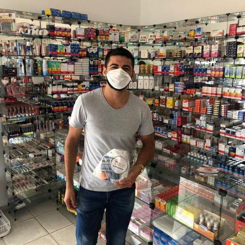 Entrega de EPI's no Sul do Maranhão 1