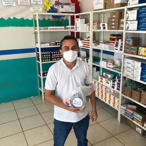 Entrega de EPI's no Sul do Maranhão 3