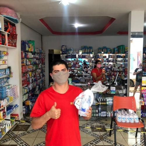 Entrega de EPI's no Sul do Maranhão 9