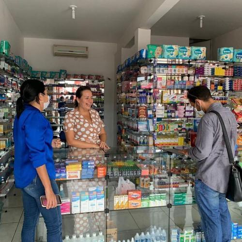 Fiscalização e Orientação pelo Maranhão