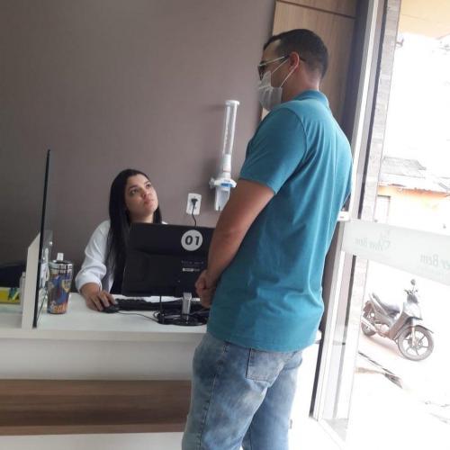 Visita Farmacêuticos Pedreiras 1