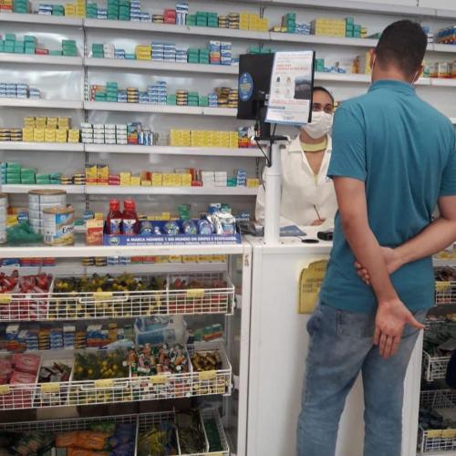 Visita Farmacêuticos Pedreiras 3