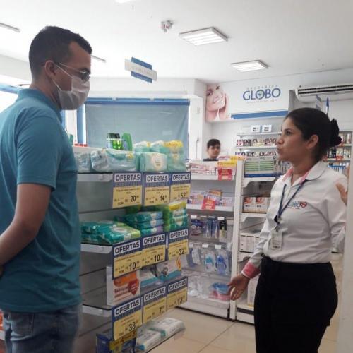 Visita Farmacêuticos Pedreiras 4