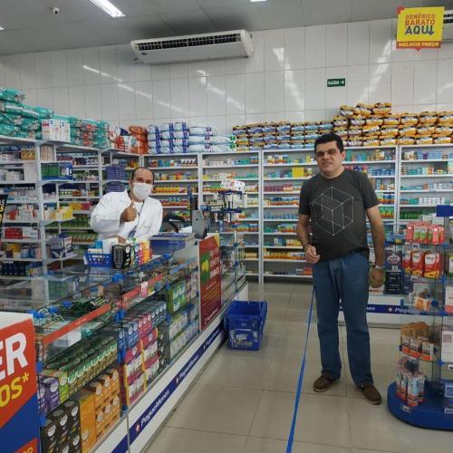 Visita Farmacêuticos São Luís Josué 2