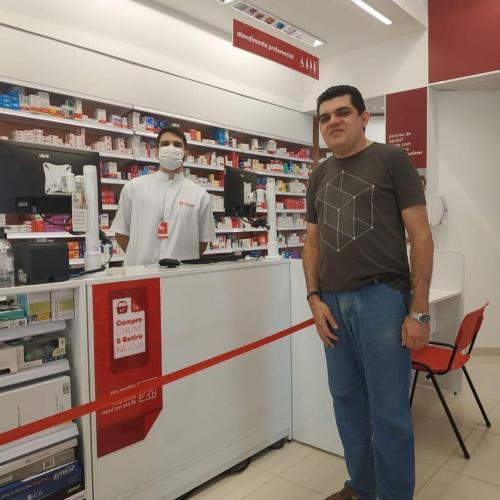 Visita Farmacêuticos São Luís Josué 3