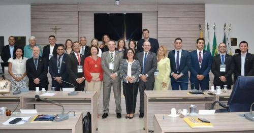 5º Encontro dos Presidentes dos Conselhos Regionais de Farmácia em Curitiba-PR (05 e 06-03-2020)